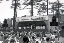 Alpine Sound at Manly 1972