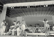 Abba, Myer Music Bowl Melbourne, 1977