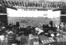Rockarena Melbourne Stage